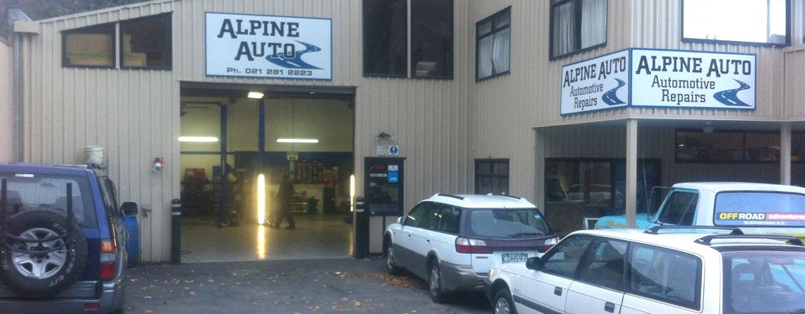 Your Local Queenstown Garage