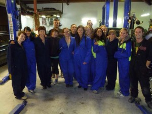 Women Only Garage Workshop Queenstown